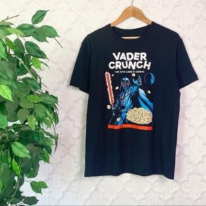 Other - Star Wars Darth Vader Cereal Funny Graphic Tee